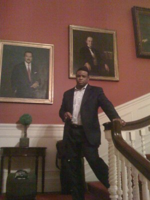 Martin Hunt at the Harvard Club of NYC