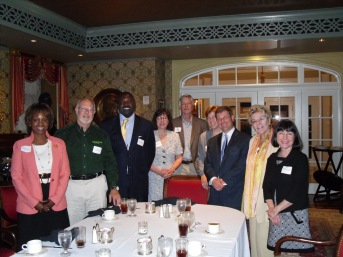 Martin Hunt and HBS Social Enterprise Initiative