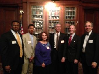 Martin Hunt at HBS Club of Philadelphia - SevOne talk